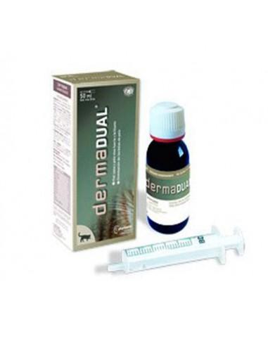 Dermadual gel