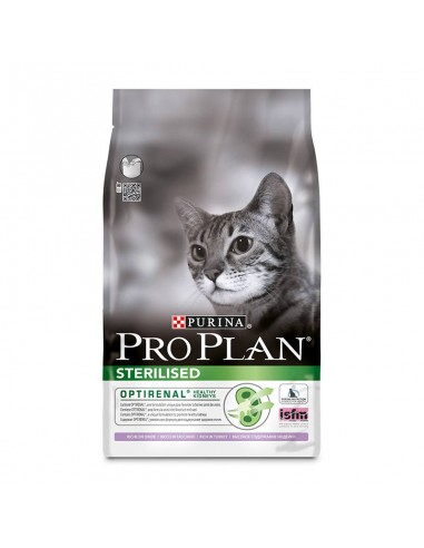 Purina Pro Plan Gato Sterilised Pavo