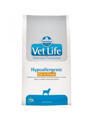 Farmina Vet Life Canine Hypoallergenic Fish & Potato