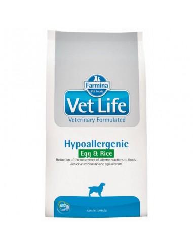 Farmina Vet Life Canine Hypoallergenic Egg & Rice