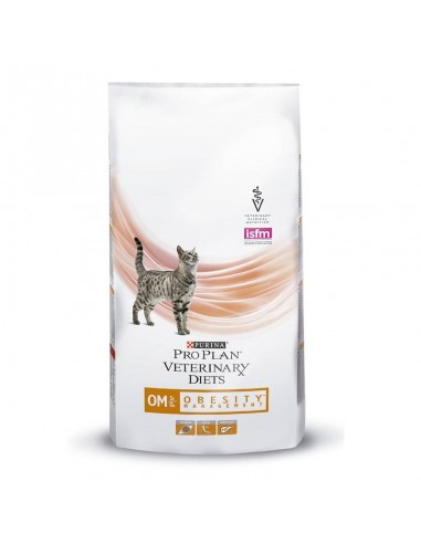 Purina Veterinary Diet Feline OM St/Ox Obesity Management