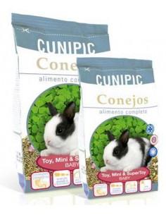 Cunipic Premium Conejos Baby Toy, Mini y Supertoy