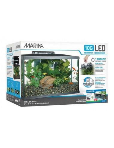 Marina LED 10G Kit Acuario 38 Litros