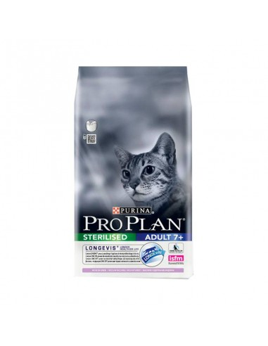 Purina Pro Plan Gato Senior Sterilised 7+