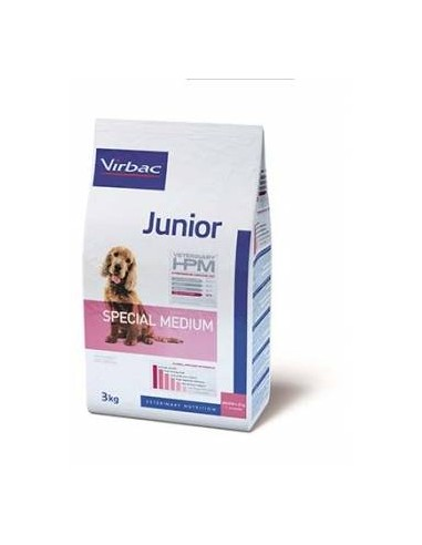 Veterinary HPM Dog Junior Medium