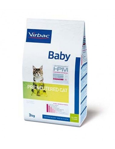 Veterinary HPM Baby Pre Neutered Cat