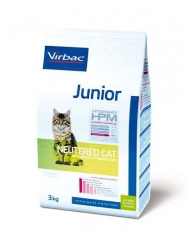 Veterinary HPM Junior Neutered Cat