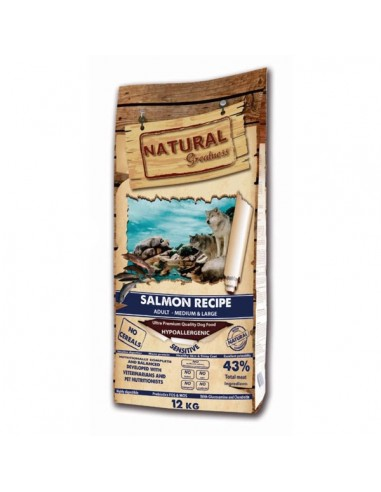 Natural Greatness Salmón Sensitive Ultra Premium