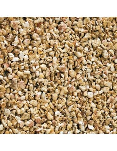 Chipsi lecho de maíz granulado
