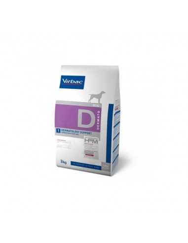 Veterinary HPM D1- Dog Dermatology Support