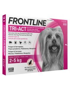 Frontline Tri-Act Antiparasitario Externo