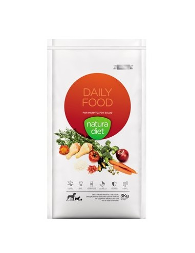 Natura Diet Daily Food Adult Mantenimiento