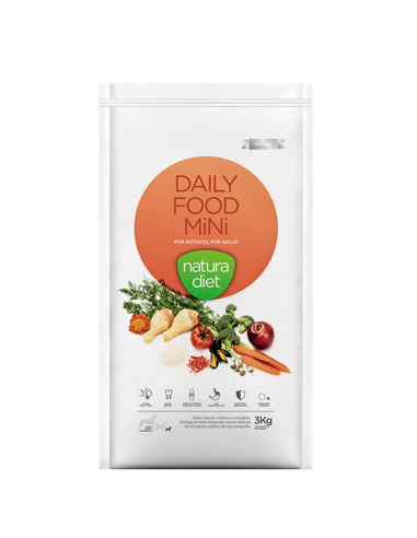 Natura Diet Adult Daily Food Mini