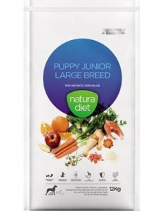 Natura Diet Puppy Junior Large Breed