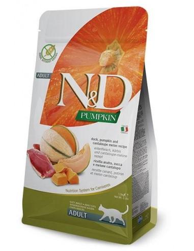 Farmina N&D Calabaza y Pato Cat Grain Free