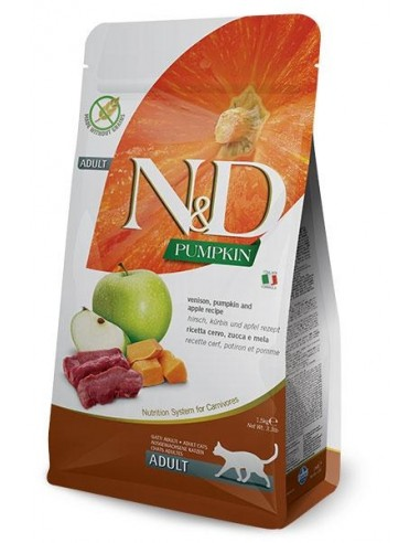 Farmina N&D Calabaza y Venado Cat Grain Free