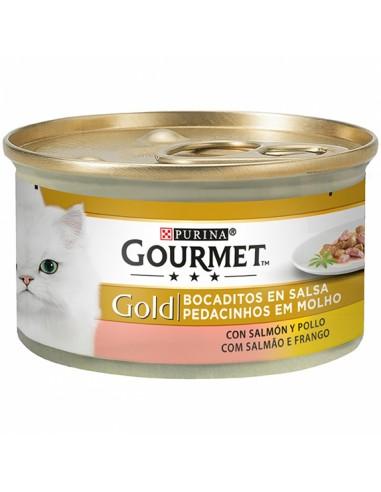 Purina Gourmet Gold Bocaditos en Salsa