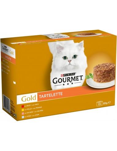 Purina Gourmet GoldTartalette Multipack