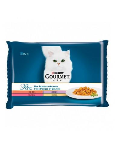 Pack Gourmet Perle Finas Láminas en gelatina Multipack