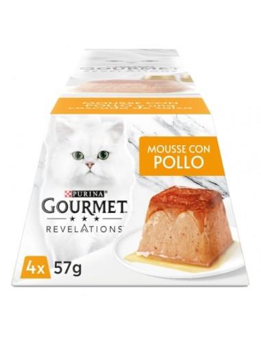 Purina Gourmet Revelations Mousse Pollo