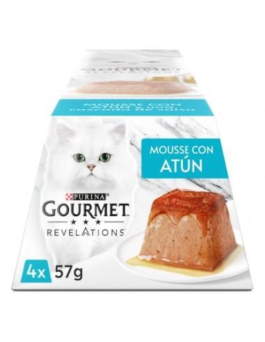 Purina Gourmet Revelations Mousse Atun