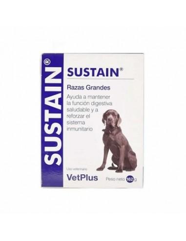 VetPlus Sustain Sobres. Suplemento Nutricional para perros grandes
