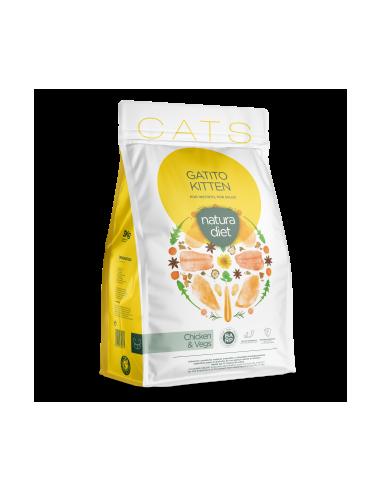 Natura Diet Kitten Pollo