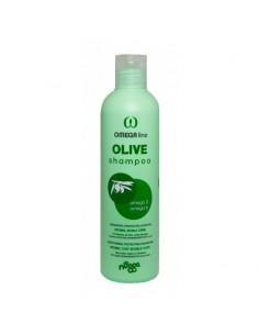 Champú Nogga Omega Olive pelo medio