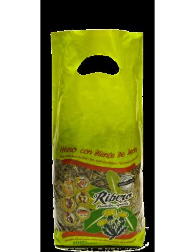 Ribero Heno con Diente de León