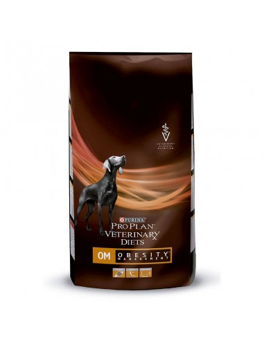 Purina Veterinary Diet Canine OM Obesity Management