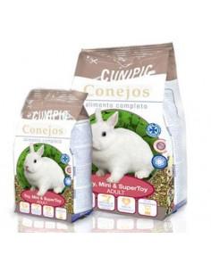 Cunipic Premium Conejos Adult Toy, Mini y Supertoy
