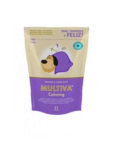 Multiva Calming 21 Chews