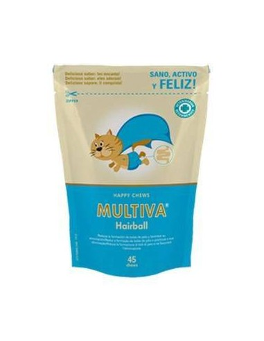 Multiva Hairball 45 Chews