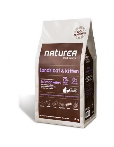 Naturea Lands Cat & Kitten