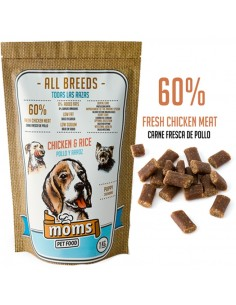 Moms Cachorros Semihumedo