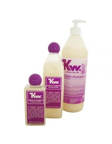 Champu KW Aceite de Almendras
