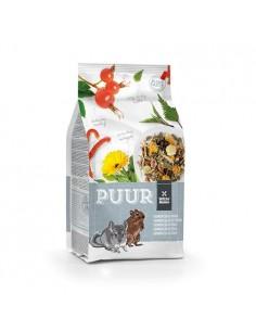 Alimentación Puur Chinchillas y Degús Witte Molen