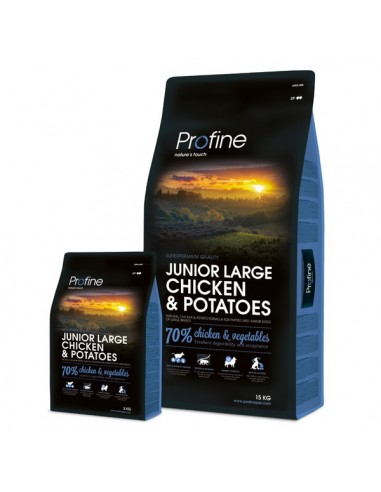 Profine Junior Large Breed Chicken