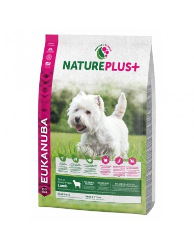 Eukanuba Nature Plus Adult Small Cordero
