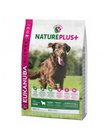 Eukanuba Nature Plus Adult Large Cordero