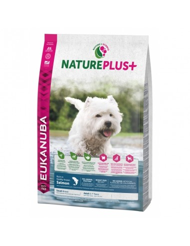Eukanuba Nature Plus Adult Small Salmón