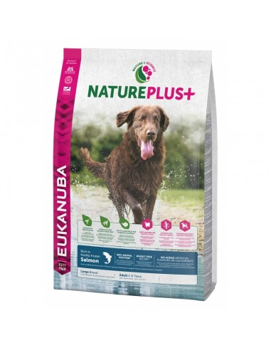 Eukanuba Nature Plus Adult Large Salmón