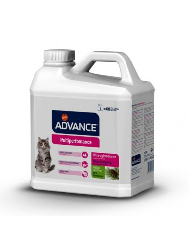 Advance Multiperformance Arena Aglomerante para Gatos