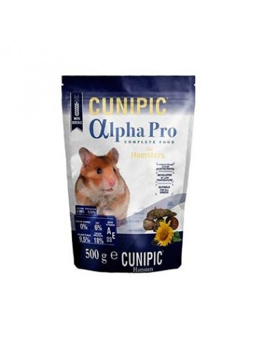 Cunipic Alpha Pro Hamster