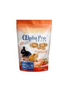 Cunipic Alpha Pro Snack Roedores Zanahoria
