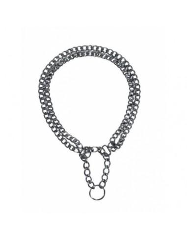 Collar Estrangulador 2 Filas Reduce Tensiones de Trixie