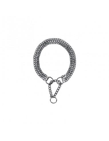 Collar Estrangulador 3 Filas Reduce Tensiones de Trixie