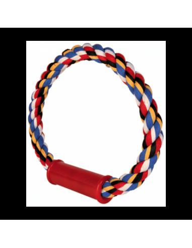 Anillo Cuerda Algodón Multicolor