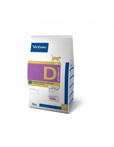 Veterinary HPM D1- Cat Dermatology Support