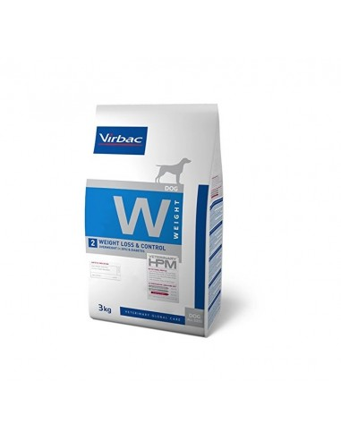 Veterinary HPM W2- Dog Weight Loss & Control